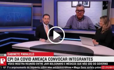 Entrevista Jornal da Manhã - Jovem Pan News | 05/06/2021