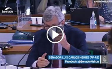 Heinze recorda ações do governo para imunizar brasileiros contra a Covid-19